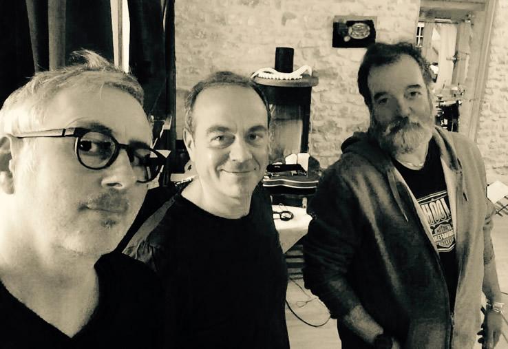 Recording new album