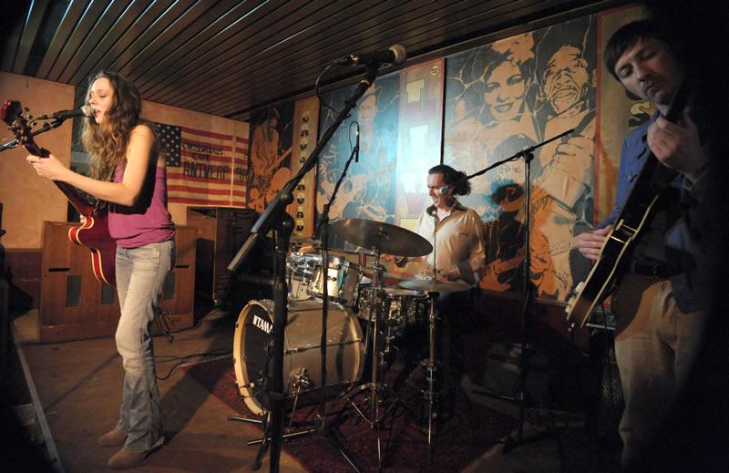 Crossroad Cafe Anvers (BEL) 2010 - Photo Michel Verlinden