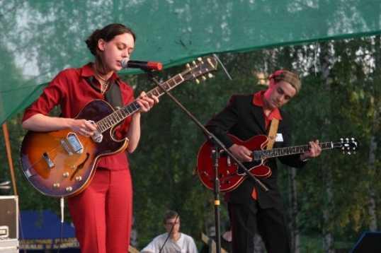 2003 - Noc Bluesowa Fetival (POL) with Pascal Pinède