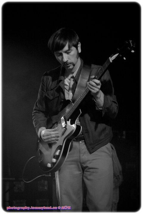 Blues in Bloom (BEL) 2011 - Stéphane Manaranche - Photo Tommy Lund