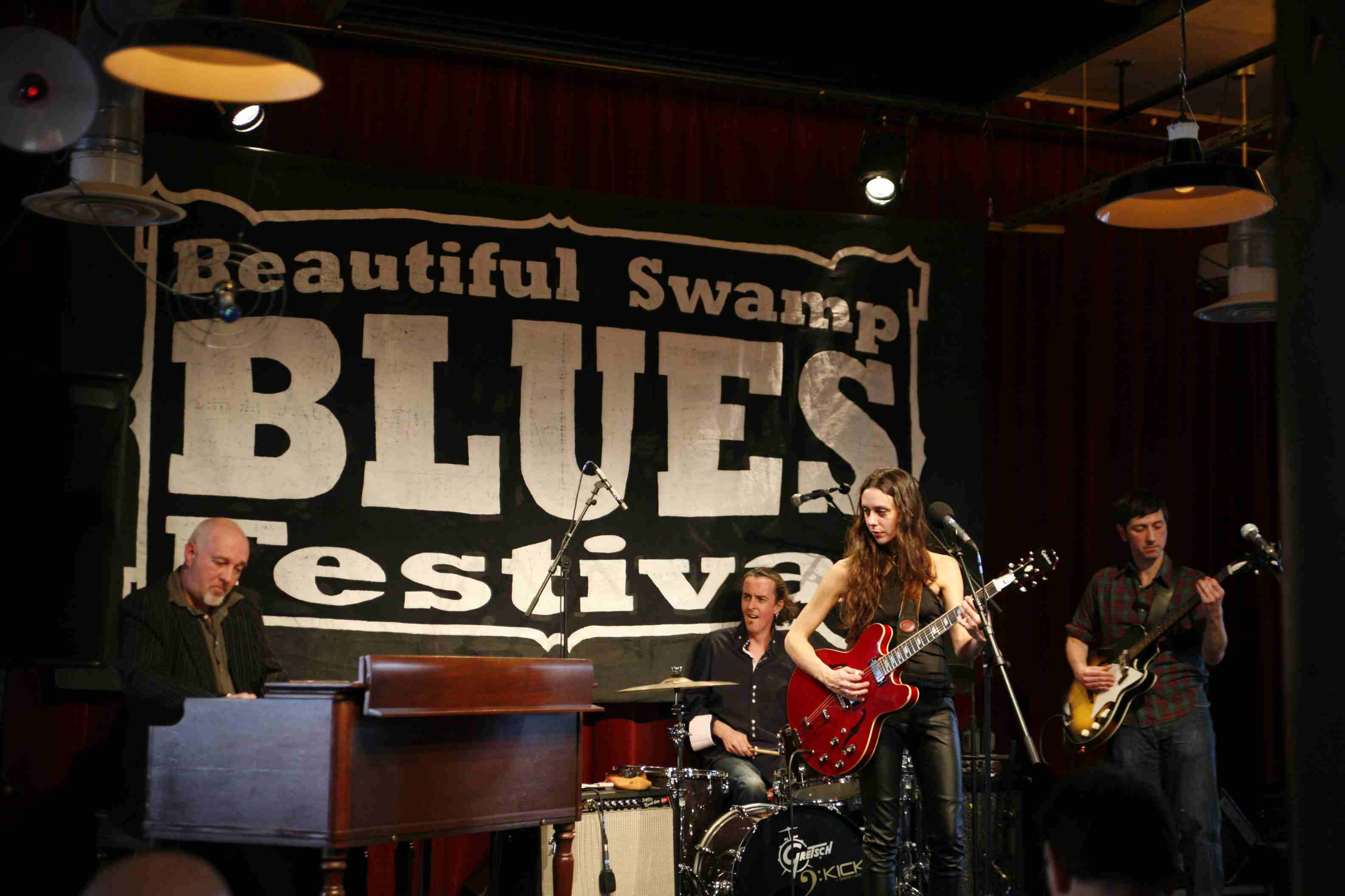 Beautiful Swamp Blues Festival 2010