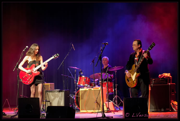 Seven Nights to Blues (FRA) 201 - Tia and the Patient Wolves - Photo Laurent Versalie