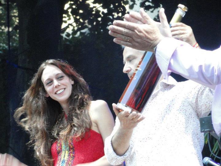 Cognac Blues Passions Award (FRA) 2012 - Tia