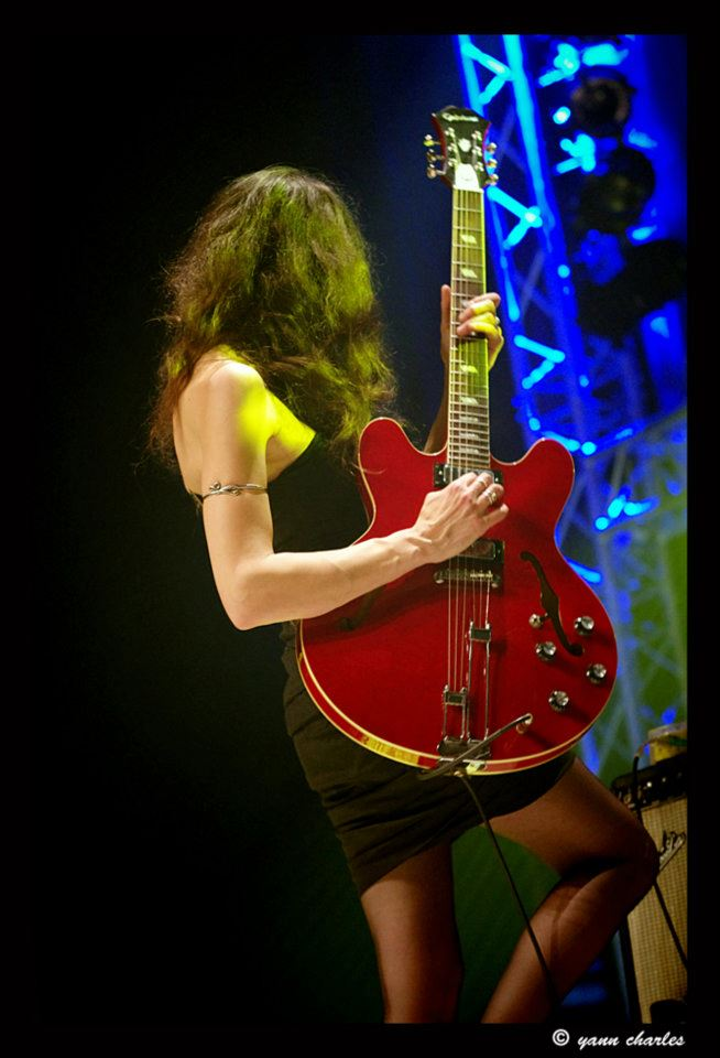 Beautiful Swamp Blues Fest (FRA) 2011 - Photo Yann Charles