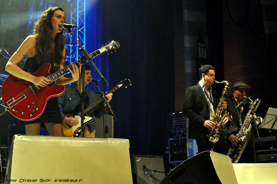 Beautiful Swamp Blues Fest (FRA) 2011 - Photo Christian Rock loreillebleue.fr