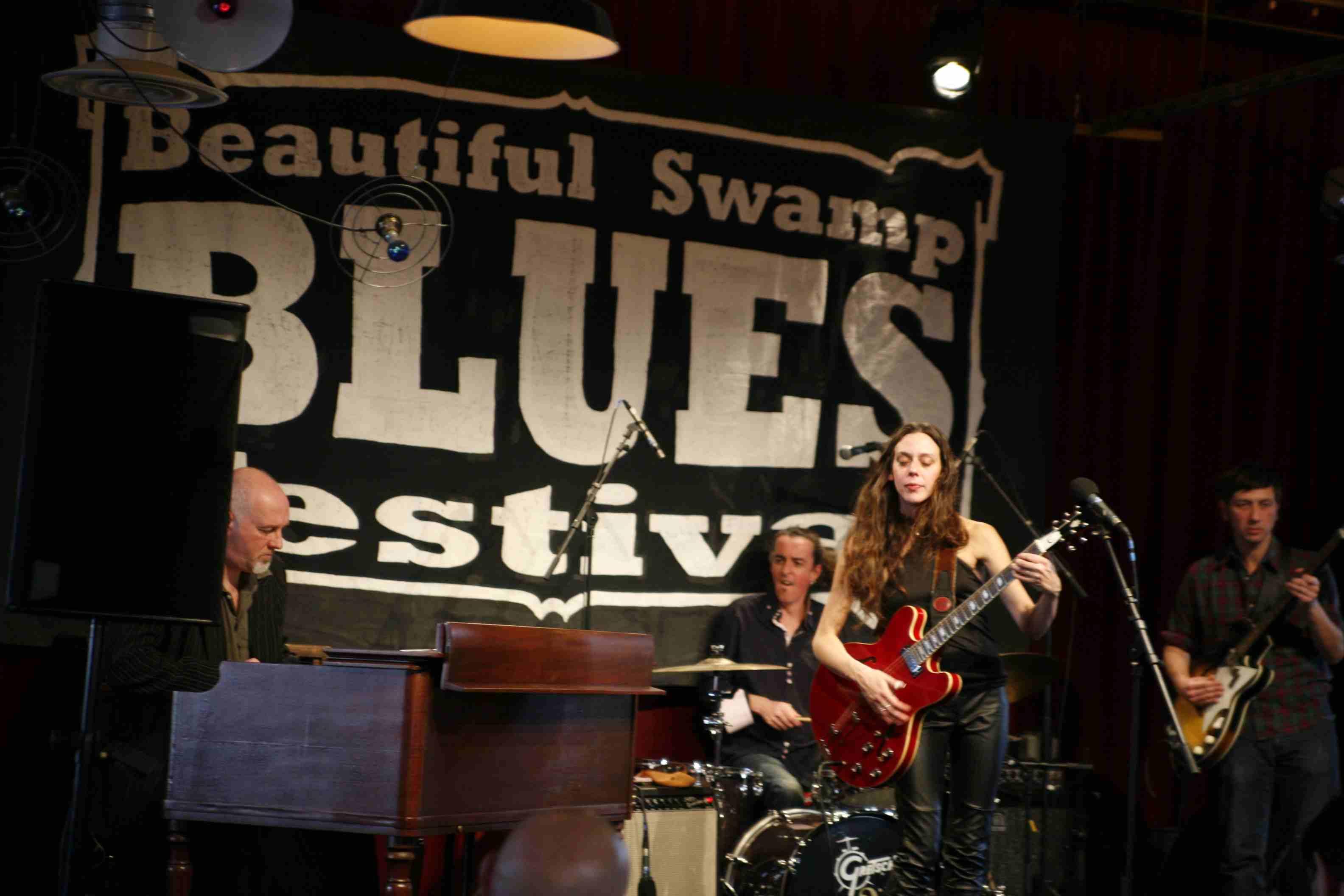 Beautiful Swamp Blues Festival 2010